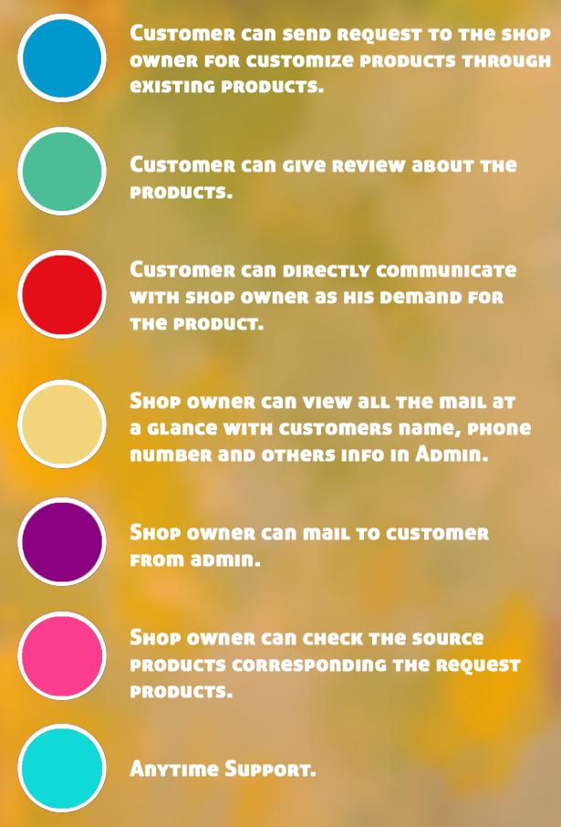 WooCommerce Product Request Plugin 7
